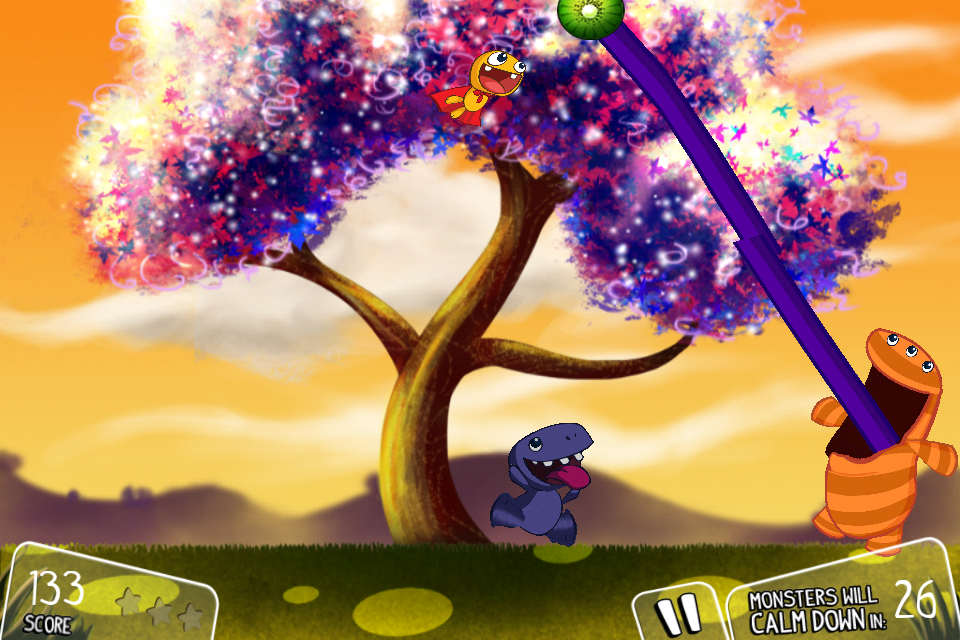 Screenshot Monster Fruit